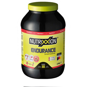Nutrixxion Endurance Drink 2200g, Red Fruit